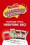APPLE STORE - Dünyada Günde 55 Milyon Türk Fındığından Yapılan Nutella Tüketiliyor