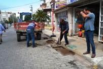 Ege'de Beklenen Tropik Fırtına Yerini Yağışa Bıraktı