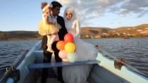 DÜĞÜN FOTOĞRAFI - Gelin Ve Damatların Tercihi Çıldır Gölü