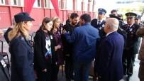 ŞEHİT POLİS - Görevi Başında Kalp Krizi Geçiren Polis Memuru Hayatını Kaybetti
