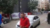CEMAL GÜRSEL - Güngören'de Çökme Riski Taşıyan Binanın Tahliye Edilmesi