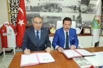 NEVZAT TARHAN - İlkadım Belediyesi Ve Üsküdar Üniversitesi'nden İşbirliği Protokolü