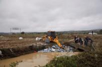Kaynarca'da Metrekareye 115 Kilogram Yağış Düştü