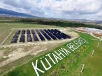 ENERJİ SANTRALİ - Kütahya Güneş Enerji Santrali Ve Gözlem Evinde Enerji Üretimi