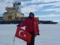 AY YıLDıZ - Kutuplarda Türk Bayrağını Dalgalandıran Kadın Şimdi De İklimleri Araştırıyor