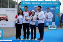 OLİMPİYAT ŞAMPİYONU - Mete Ve Yasemin'den Dünya Kupası Finali'nde Gümüş Madalya