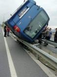 Minibüs Refüje Çıktı Açıklaması 1 Yaralı