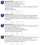 MUHARREM USTA - Muharrem Usta 36 Milyon TL'lik Borcu Üstlendi