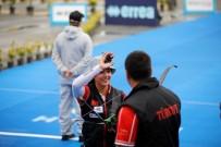 OLİMPİYAT ŞAMPİYONU - Okçuluk Dünya Kupası'nda Yasemin Ecem Anagöz'den Gümüş Madalya