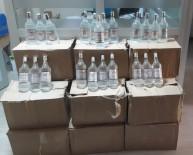 ALKOLLÜ İÇKİ - Otomobilden 242 Şişe Kaçak İçki Çıktı