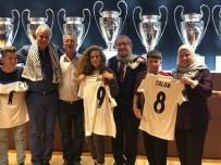 AHED TAMİMİ - Real Madrid'den Filistin'in Cesur Kızı Tamimi'ye İsmi Yazılı Forma