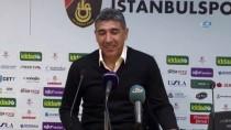 SAIT KARAFıRTıNALAR - Sait Karafırtınalar Açıklaması 'Futbolcularımı Tebrik Ediyorum'