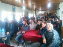 KEMAL YıLDıZ - Şarköy'de Balıkçılar Bilgilendirildi