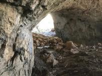 ELEKTRİK KABLOSU - Siirt'te Terör Örgütünün Kış Üslenmesine Darbe