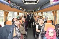 KAPADOKYA - Tekkeköy'den Vatanın Dört Bir Yanına Tur