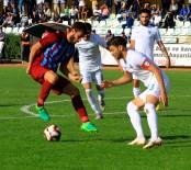 SINANOĞLU - TFF 3. Lig Muğlaspor Açıklaması1 1461 Trabzon Açıklaması0