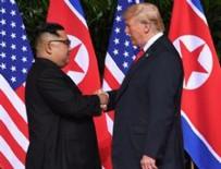 VIRGINIA - Trump'tan dikkat çeken Kim açıklaması