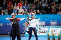 OLİMPİYAT ŞAMPİYONU - Yasemin Ecem Anagöz'den Gümüş Madalya