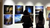 GRAFIK TASARıM - 13 Akademisyen Ortak Resim Sergisi Açtı