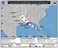 MEKSIKA KÖRFEZI - ABD'de Kasırga Uyarısı
