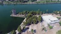 DENİZ FENERİ - Adana'nın İlk Millet Bahçesi Ekim'de Açılıyor