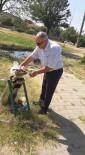 AK Parti İl Genel Meclis Üyesi, Mazhar Müfit Kansu Parkı'nda Çöp Topladı
