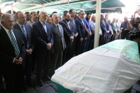 MUSTAFA ELİTAŞ - AK Parti Kayseri Milletvekili Elitaş'ın Acı Günü
