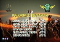 KOMBİNE BİLET - Akhisarspor Yönetimi, Krasnodar Maçının Bilet Fiyatlarını Açıkladı