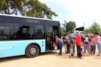 RAYLI SİSTEM - Aksu'da Ulaşım Dört Dörtlük