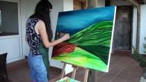 YABAN KEÇİSİ - Antalya'da Sanat Çalıştayı Düzenlendi
