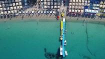 SOLOMON ADALARI - Antalya Dünyanın Dört Bir Yanından Ziyaretçi Çekti