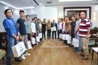 MALATYASPOR - Başkan Gürkan'dan Malatyasporlu Futbolcular Nasihat