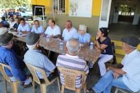 MEHMET ERDEM - Başkan Özakcan'ın Bu Haftaki Durağı Karahayıt Mahallesi Oldu