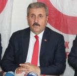 BÜYÜK BIRLIK PARTISI - BBP Genel Başkanı Destici'den 'İttifak' Açıklaması