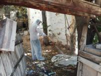 YAZ MEVSİMİ - Bilecik Belediyesi'nden İlaçlama Çalışması