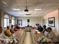 HÜSEYIN ÖNER - Burhaniye'de Proje Toplantısı