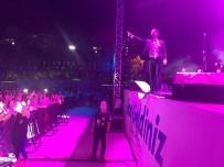 BEYLIKDÜZÜ BELEDIYESI - Çılgın Sedat Beylikdüzü'nde Şarkılarıyla Coşturdu
