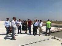 APRON - Çukurova Havalimanı'nda Altyapı İşi Yüzde 40'A Ulaştı