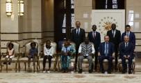 BURKINA FASO - Cumhurbaşkanı Erdoğan, Burkina Faso Büyükelçisini Kabul Etti