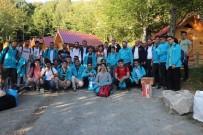 ORMAN İŞLETME MÜDÜRÜ - Diriliş Kampı'na Ziyaret