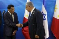 SİLAH SATIŞI - Duterte, Kudüs'te Protesto Edildi