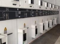 OLGUNLUK - Elektrik Alt Yapısına 1,3 Milyar Liralık Yatırım