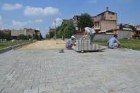 ÇETİN EMEÇ - Ergene'de 2 Mahallede 138 Cadde Ve Sokakta Yol Çalışması Yapıldı