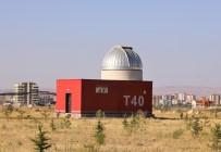 İBRAHIM KÜÇÜK - ERÜ'ye 2 Yeni Optik Teleskop