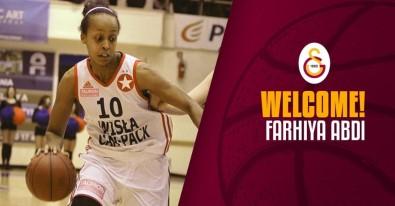 Galatasaray, Farhiya Abdi'yi transfer etti