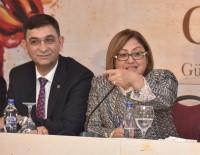 SANAYI VE TICARET ODASı - Gastroantep Festivali'yle 3 Yılda 3 Milyon Yabancı Turist Hedefleniyor