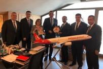 GAZIANTEP TICARET ODASı - Gaziantep'e İki Ayrı Uçak Firmasından Çifte Müjde