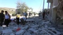 MUHALİFLER - GÜNCELLEME - İdlib'e Hava Saldırısı