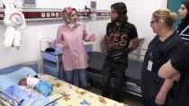 Hasan Bebek Türkiye'de Sağlığına Kavuştu