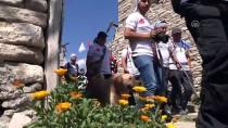KıŞLAK - Hayme Ana'dan Ertuğrul Gazi'ye 'Diriliş Yolu Yürüyüşü'